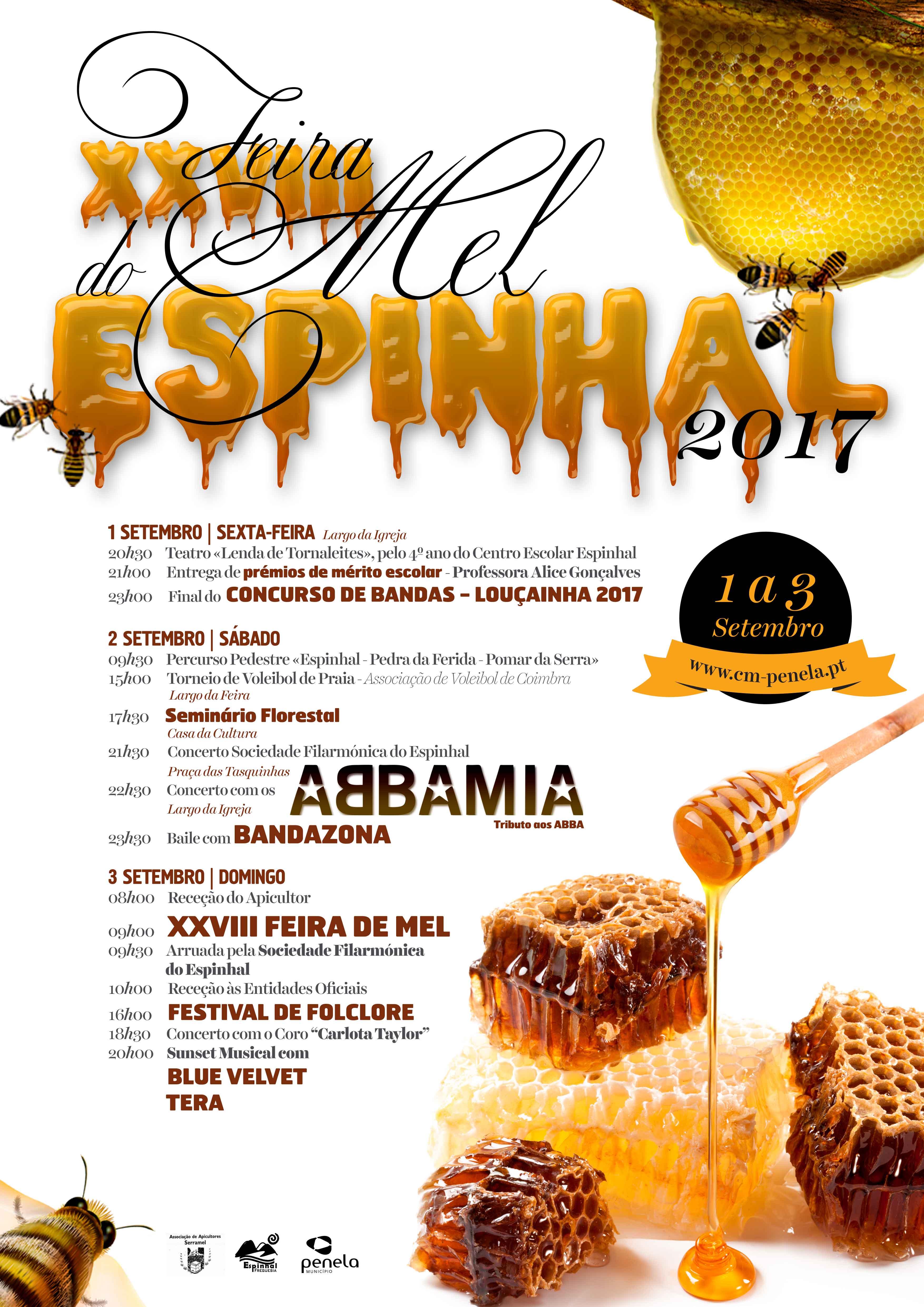 XXVIII FEIRA DE MEL - Espinhal